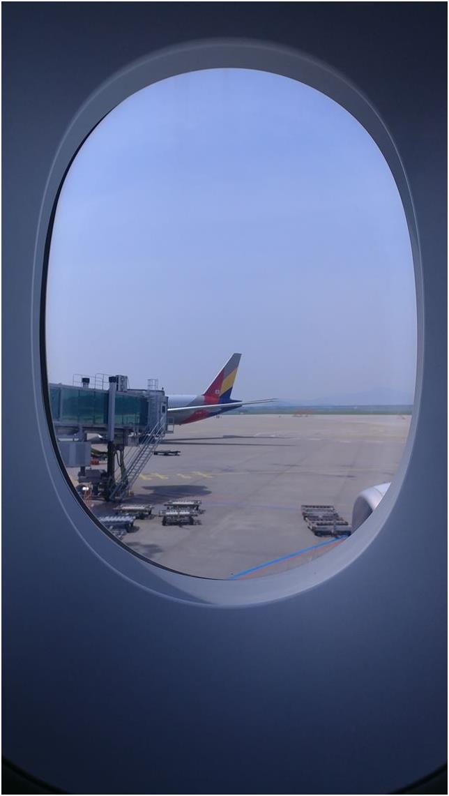 3만 피트 상공에서도 견고하게… 비행기 창이 둥근 이유