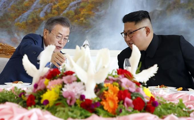 평양 남북정상회담