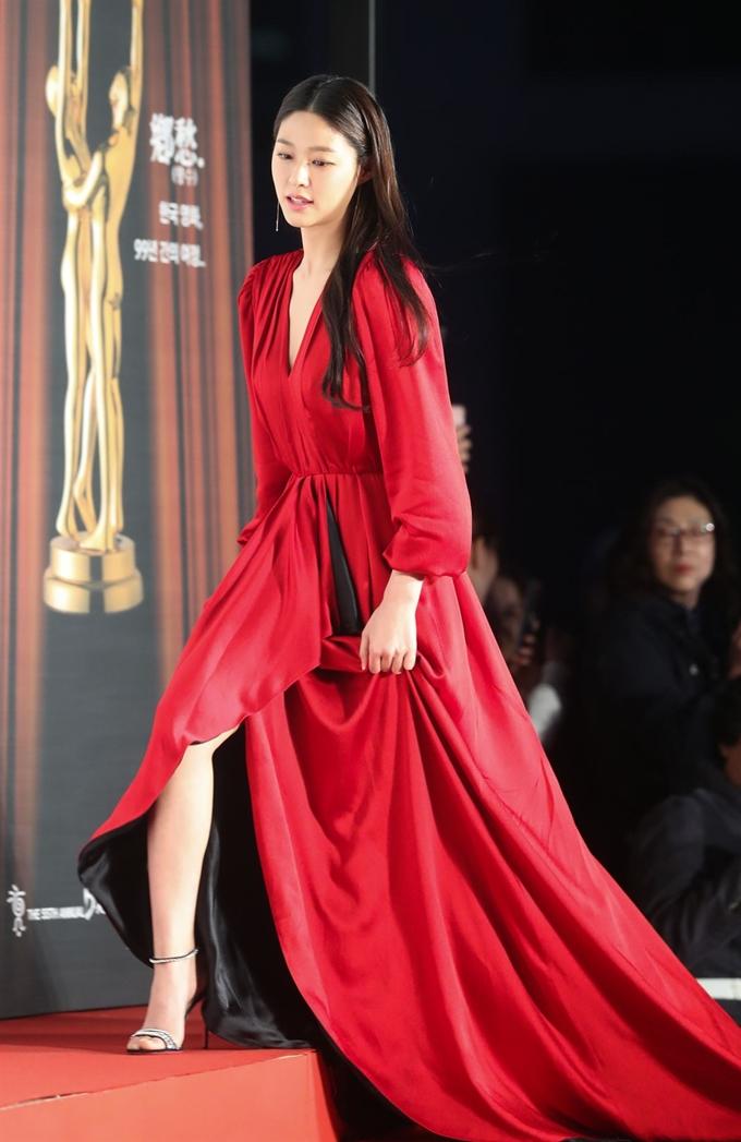 2018 대종상 빛낸 드레스 여신들