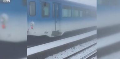 칠순여행 갔던 한국인, 스위스 산악 열차에 참변