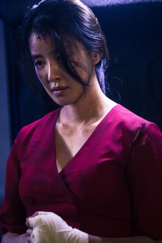 bc6dfa80630 이시영 원톱 액션 영화 '언니', 내년 1월 1일 개봉