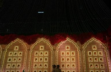 1100억원 들어간 인도 초호화 결혼식