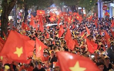 지금 베트남은 '박항서 매직'