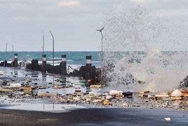 바다 위협하는 해양 쓰레기
