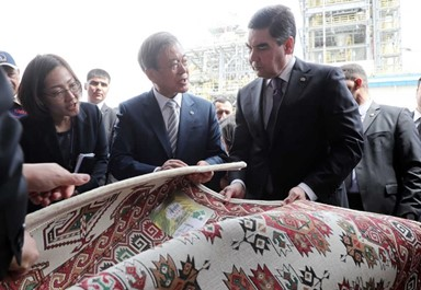 문 대통령, 중앙아시아 순방