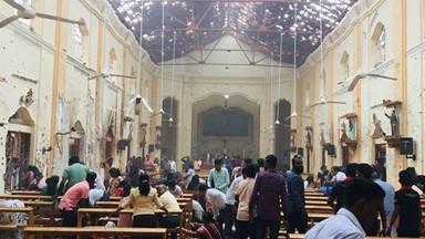스리랑카 '피의 부활절'