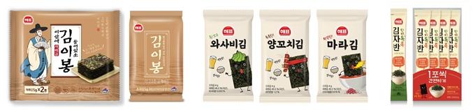 한국일보: 음식 - cover
