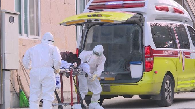 경북 서요양병원 80대 여성 확진자 사망…국내 사망자 158명