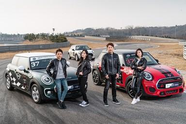미니, 2019 CJ대한통운 슈퍼레이스 챔피언십에서 다양한 활동 펼쳐