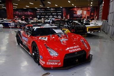 슈퍼GT 정복을 위한 존재, '2008 닛산 GT-R 니스모 GT500'