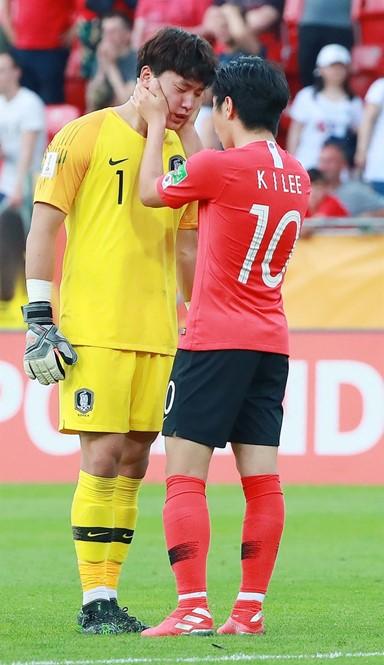 대한민국, U-20 월드컵 준우승