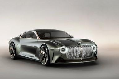 벤틀리, 브랜드 100주년 기념 'EXP GT 100 컨셉' 공개