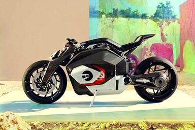 BMW 모터라드, 새로운 E-모터사이클 컨셉 모델 공개