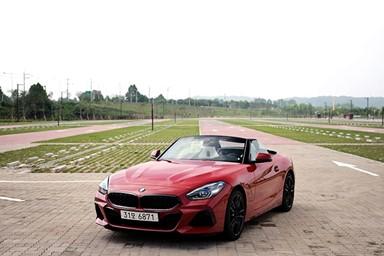 드라이빙과 즐거움을 품은 로드스터, BMW Z4 sDrive20i M 스포츠 패키지
