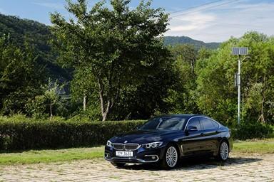 경쾌하게 즐기는 4도어 쿠페, BMW 420i 그란쿠페