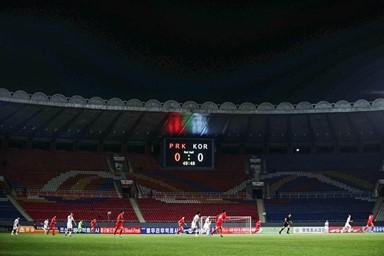 한국축구 29년 만의 평양 원정