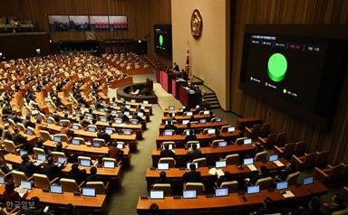 민식이ㆍ하준이법 국회 통과