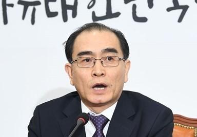 """태영호 출마 """"대한민국 어떤 나라인지 증명"""""""
