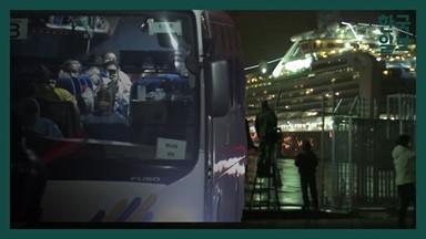 세계 각국 공포의 크루즈 엑소더스… 한국은?