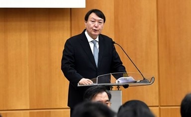 윤석열 총장이 부산서 '파스타 식당'을 거론한 까닭