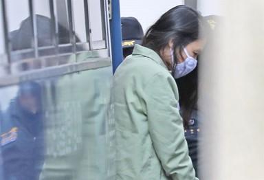 '전 남편 살해' 고유정, 재판 출석