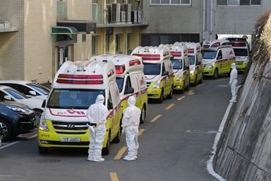 보건소 공무원 얼굴에 침 뱉은 20대 여성 확진자