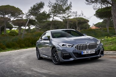 BMW, 컴팩트 4도어 쿠페 '뉴 2시리즈 그란쿠페' 국내 출시