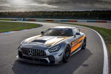 메르세데스-AMG, AMG GT4 업데이트로 경쟁력 강화