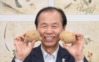 [36.5℃] 더도 말고 강원도 감자만 같아라