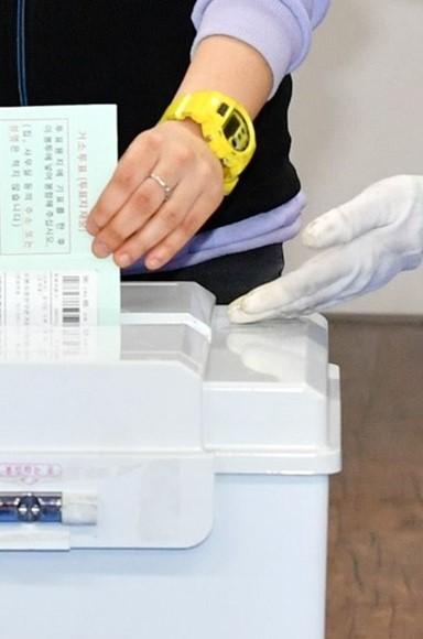 민주주의 꽃 '선거', 소중한 한 표