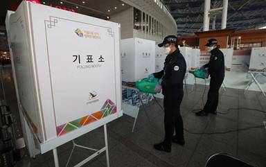 18곳 재외공관 투표 현지 개표… 재외선거 도입 이래 처음