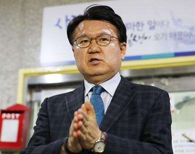 검찰, 황운하 대전 중구 당선인 선거 사무실 압수수색