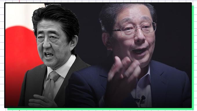 """호사카 유지에 물었다  """"日 어쩌다 최악 코로나 대응국 됐나"""""""