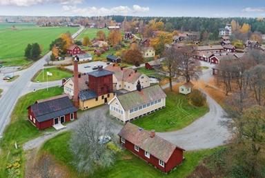 스웨덴 마을을 통째로 90억원에 산다고?