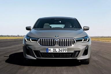 더욱 높은 경쟁력을 품은 존재, 'BMW 뉴 6 시리즈 그란 투리스모'