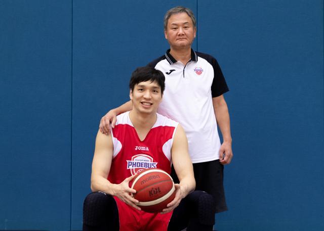 "Jae-Seok Jang ""Play basketball under the supervisor"", Jae-hak Yoo ""Why are you embarrassed?"""