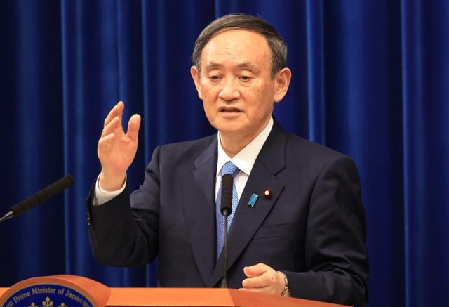 슈가 총리는 3 월 고비를 이길 수 없다?  일본 잡지 '쇼트 라이프'이구동