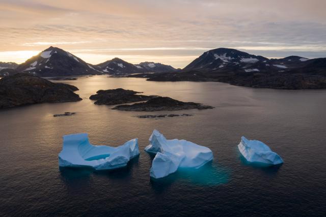 """""""지난 20여년 영국 면적 만한 빙하 사라져... 기후변화 빈도 늘 것"""""""