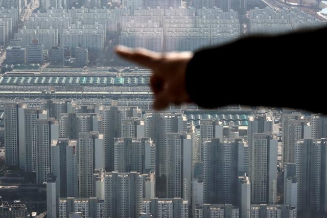 남양주 아파트 역사상 가장 큰 성장세를 보이는 3 번째 신도시 '날개'