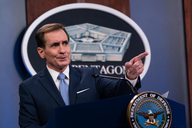 """미 국방부 """"한반도보다 더 중요한 곳은 없다""""… 주한 미군 문제"""