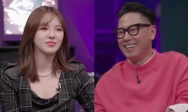 '신비한 음반 가게'윤종신 X 웬디, 드라마 결과와 드라마 성격 테스트 공개