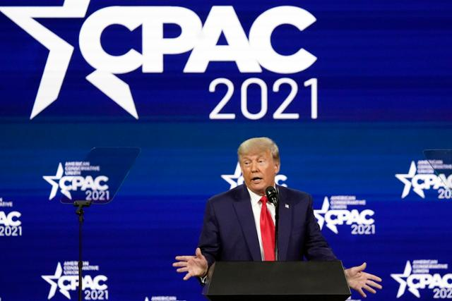 """""""당신은 세 번째 결정을 내릴 수 있습니다""""… 트럼프, 2024 년 대선 발표 발표"""