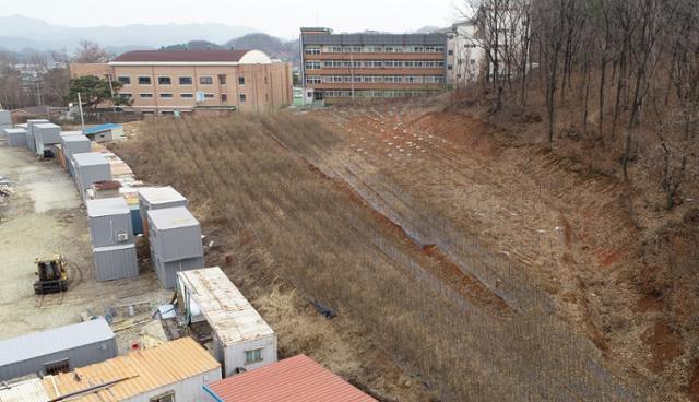 LH 사원 사면 급증 … '수상한'광명 · 시흥 토지 거래량