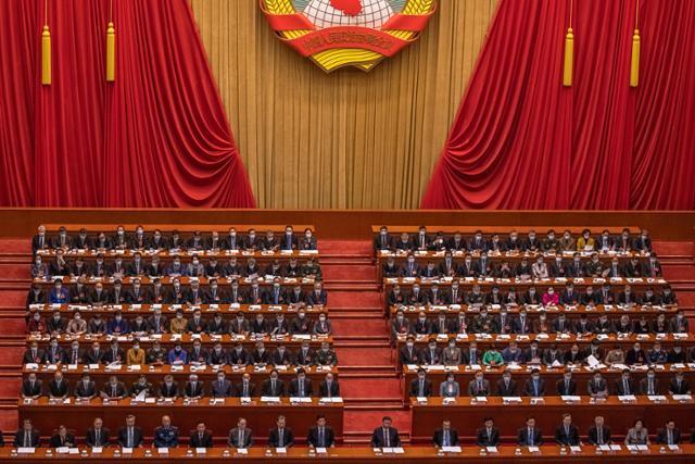 """""""친척 애국자 만 집권""""… 중국, 홍콩 선거 체제 개편에 투표"""
