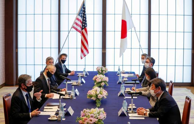 오늘 오는 '미국 안보 투탑'… 대북 메시지 조정 하이라이트