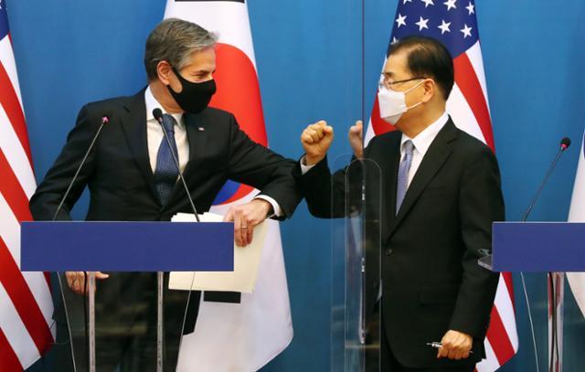 """의용""""북미 싱가포르 협정은 성공해야한다""""… Blingen의 미국에 대한 즉각적인 대응"""