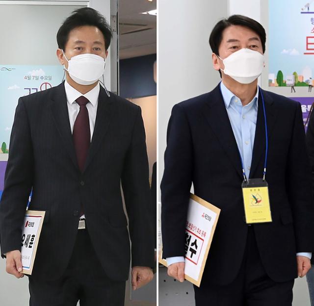 서울시장 후보 박영선·오세훈·안철수, 재산 현황은?