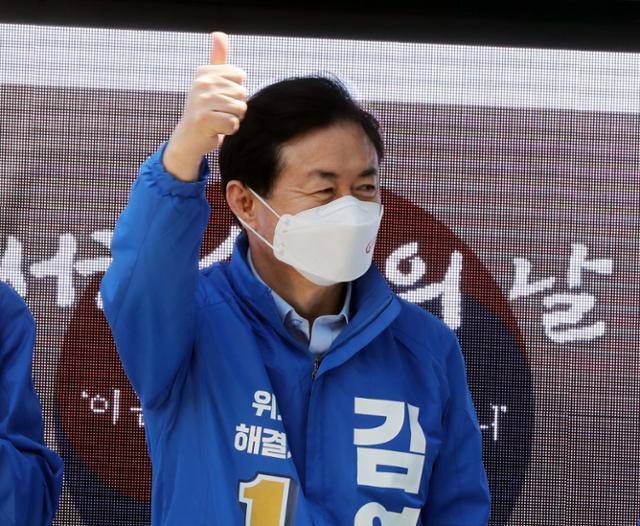 """김영천 발언 논란""""부산은 3 번째 암 환자"""
