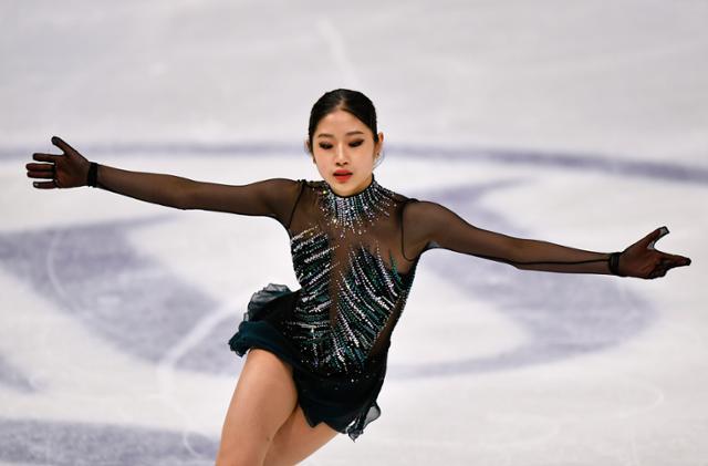 2 한국 피겨 스케이팅 베이징 올림픽