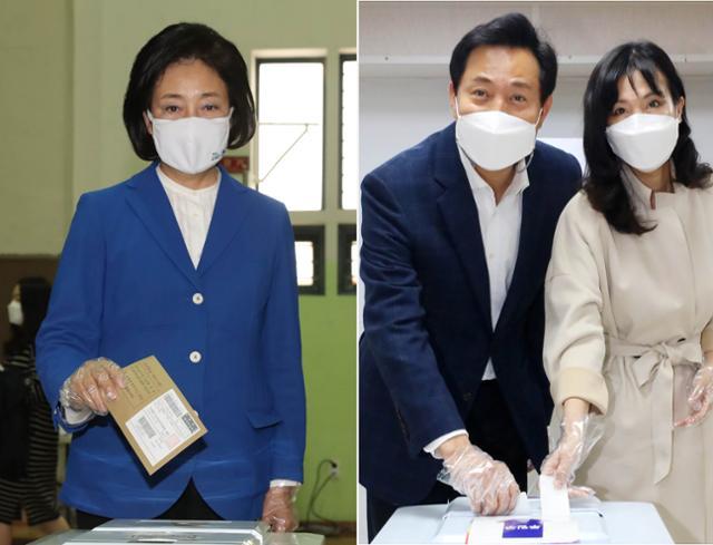 """새로운 기록적인 사전 투표율 """"수줍은 진전이 모였다""""vs """"정권 분노 표현"""""""